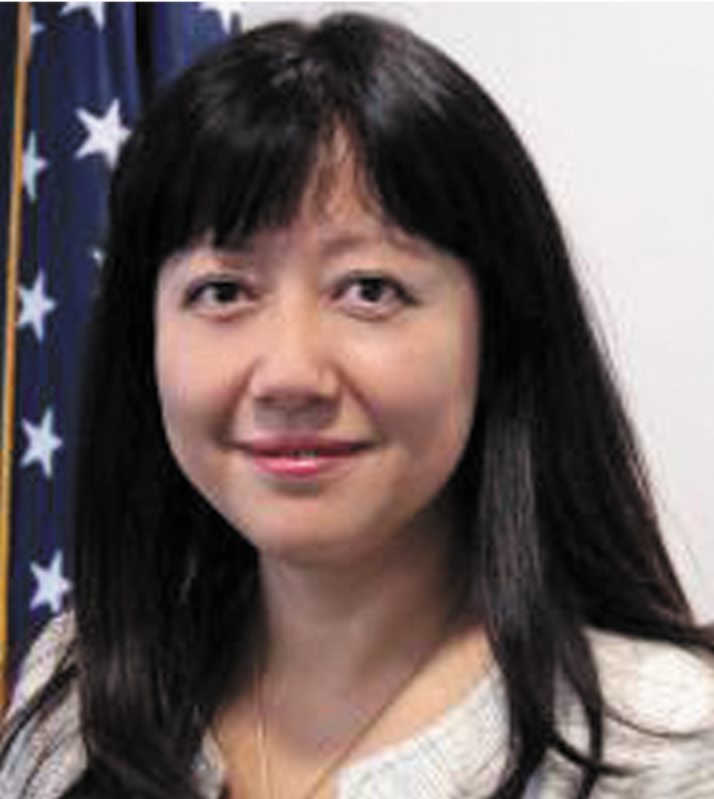 現任美國聯邦小企業管理局北加州地區副總監秦彤。