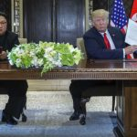 應金正恩要求…川普宣布停軍演 美韓軍方驚訝