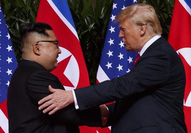 挪威執政聯盟之一、極右派「進步黨」的兩名議員,已提名美國總統川普角逐諾貝爾和平獎。美聯社
