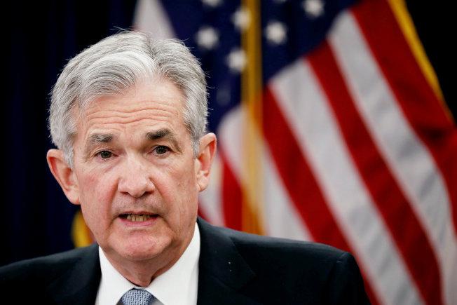 Fed主席鮑威爾。路透