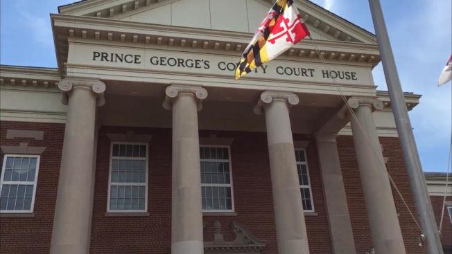 朱佑相被控一級謀殺案今天在馬州喬郡巡迴法院結案。(特派員許惠敏/攝影)