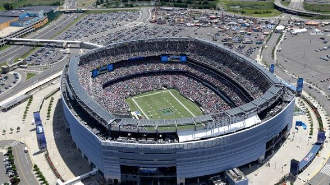 2026年世界盃決賽將在新州大都會人壽球場(MetLife Stadium)舉行。(美聯社)