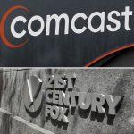 Camcast斥650億收購福斯 分析師賭迪士尼不會跟進