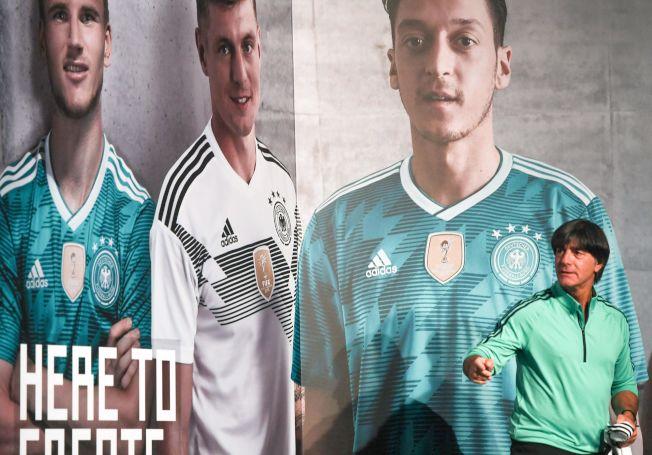 德國隊希望在本屆世足賽衛冕。(Getty Images)