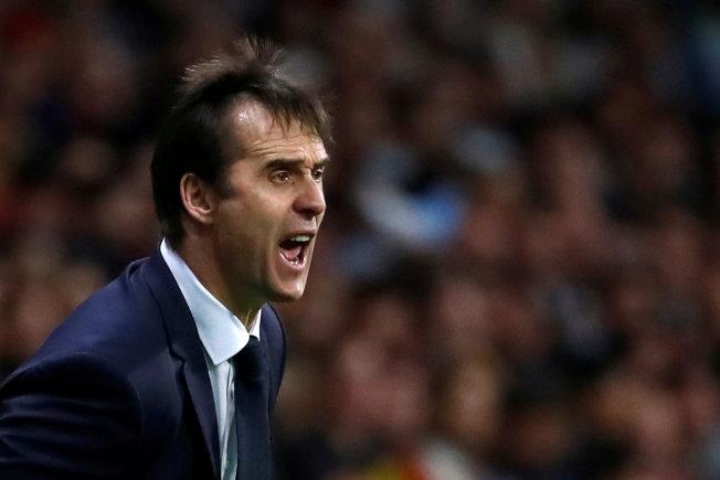 西班牙隊教練洛佩特吉在開幕前夕遭撤換。(Getty Images)
