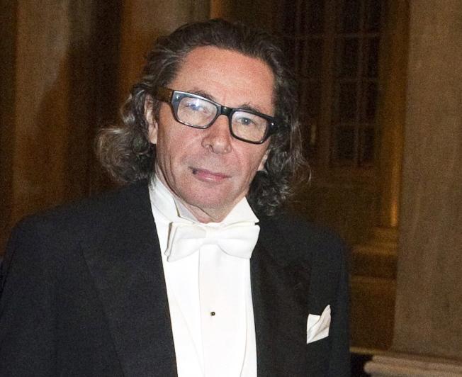 瑞典知名攝影師阿爾諾被檢方提控性侵。(歐新社)