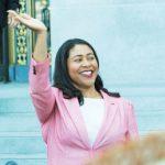布里德當選金山首位非裔女市長