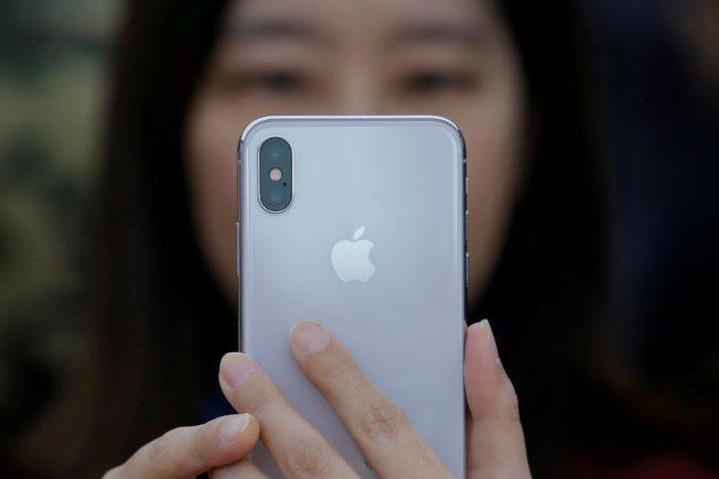 iPhone X四大缺點 她受不了 換回舊機
