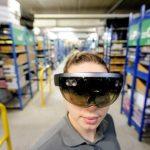 重量更輕、視野更廣 微軟年底推新HoloLens