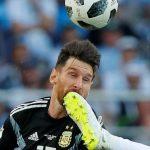 世足圖輯  今天他最尷尬  12張照片看梅西  11次射門全敗