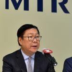 港鐵主席馬時亨:港鐵配合調查 「不會護短」