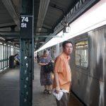 紐約7號地鐵塗漆大修 兩年完成