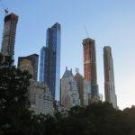 曼哈頓  豪宅建案推不完