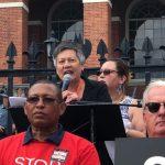 (影音)波士頓反工資盜竊遊行 華人不缺席