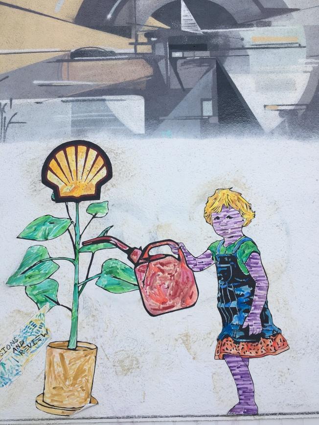 「打卡」聖地!洛杉磯塗鴉牆 升格「網紅牆」