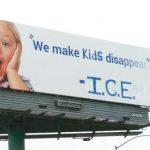 「我們使孩子消失了」 偽廣告諷川普移民政策