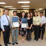 美南銀行獎學金 5學生獲獎