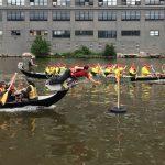 芝華埠龍舟競渡盛況空前