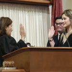 張玲齡3歲移民美國 加州首位台灣出生女州參議員