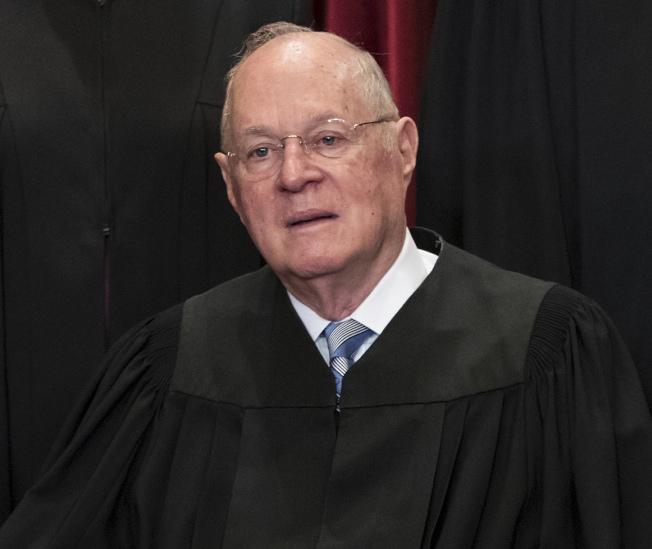 最高法院大法官甘迺迪退休,將導致最高法院路線重整。(Getty Images)