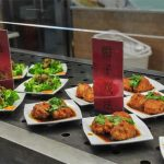 「梅西」、「角球」好吃嗎? 瀋陽高校新菜上桌