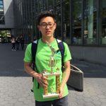 運動學習全才 11年級華生王一皓  年度泳賽奪冠