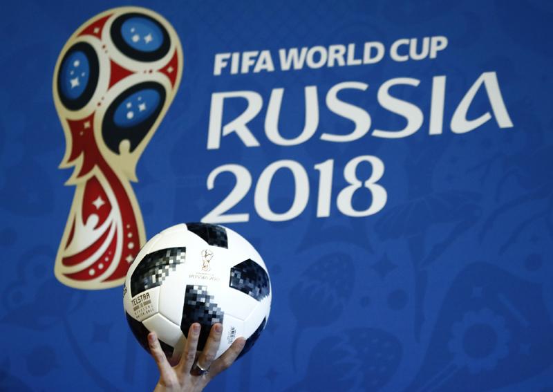 世足賽14日開幕,典禮預計湧進八萬名球迷。路透