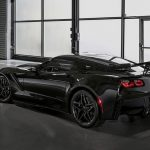 Chevrolet Corvette ZR1衝過340km/h