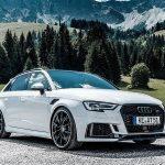 起步加速會讓藍寶堅尼害怕的Audi RS3 Sportback!