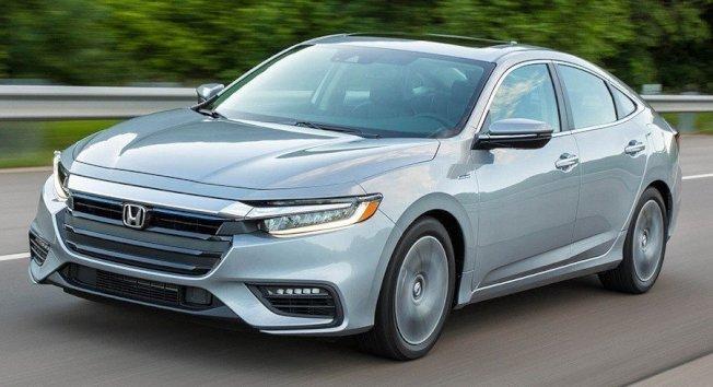2019年式第三代大改款Honda Insight即將上市。(Honda)