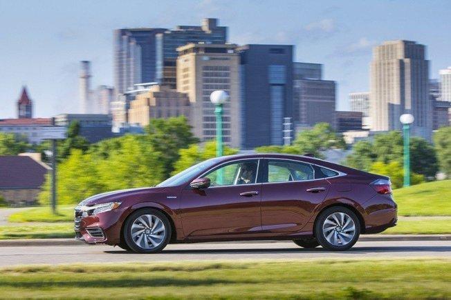 Honda Insight的售價將由2萬2830元起跳,比勁敵Toyota Prius便宜645元。(Honda)