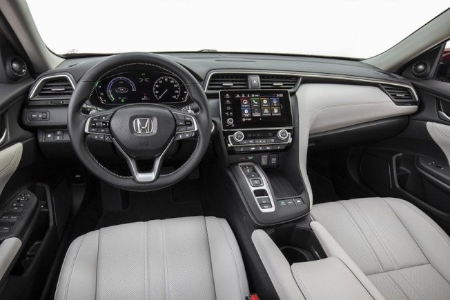 雖然平價,座艙配備並不馬虎。(Honda)