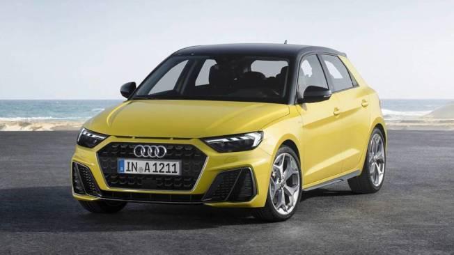 Audi發表了第二代全新A1,為這8年沒有大改的車型注入一股活水。(Audi)