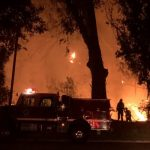 聖塔芭芭拉山火 20棟建物燒毀