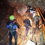 泰岩洞水位大降30公分 估首日可救出數名少年