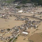 西日本豪雨逾百死 35年來首見
