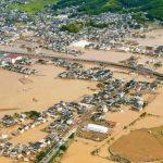 豪雨重創西日本逾120死 災情恐擴大