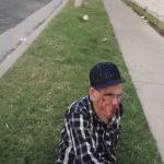 92歲老翁哭訴莫名遭圍毆 被嗆「滾回墨西哥」