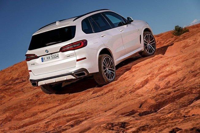 跨界休旅車款依舊是BMW在美國市場銷售最佳的車款。(BMW)