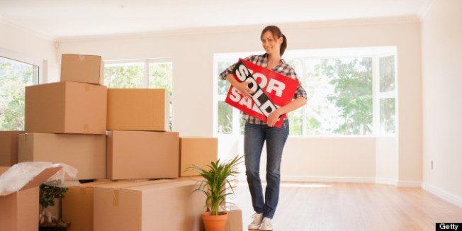愈來愈多單身女性買房
