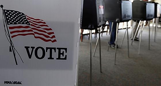 麻州今年將有三個公投問題列入11月的選票。(美聯社)