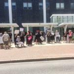抗議大法官人選 費城再上街頭