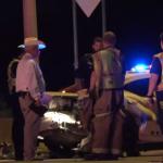 酒駕拒檢衝撞警車 4傷