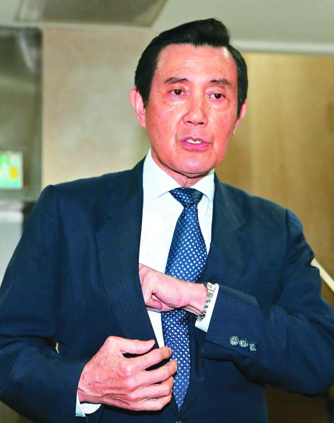 台北地檢署10日偵結國民黨出售三中案,以多項罪名起訴國民黨前主席馬英九,馬英九除了痛批北檢,也重申不能接受。(本報資料照片)