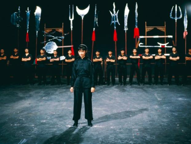 圖為1982年上映的功夫電影「十八般武藝」劇照。(佛利爾及沙可樂美術館提供)