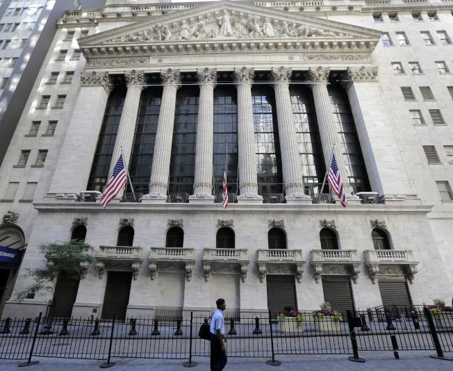 關稅清單再度挑起股市緊張情緒。(美聯社)