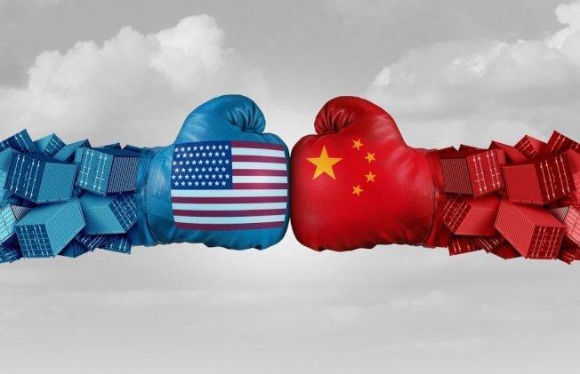 美中貿易爭端升溫,受到衝擊的不僅是金融市場,還可能影響全球經濟成長。圖/ingimage