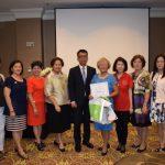 世華工商婦女會 健康講座受歡迎