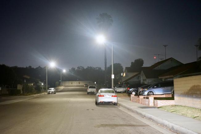 百利宮洗車場選址靠近住宅區,遭當地居民反對。(記者陳開/攝影)