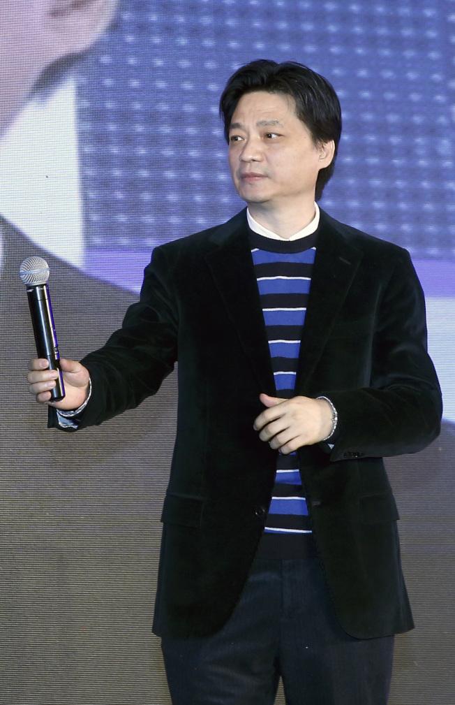 崔永元。(中新社資料照片)